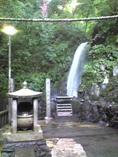 高尾山びわ滝