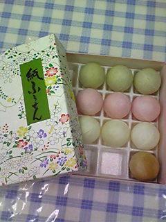 金沢のお菓子