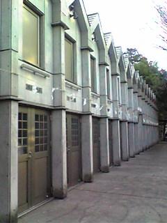 神輿の基地