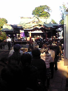最後の武蔵野八幡宮