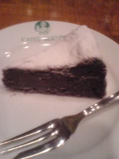 ベルニーニのケーキ
