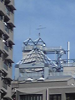 不思議な建物