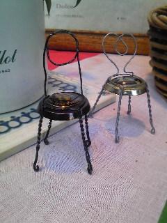 シャンパン椅子