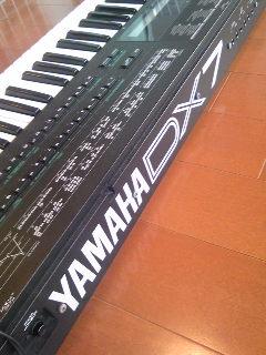 YAMAHA DX7II-FD