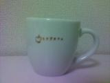 うさぎカフェで買ったマグカップ