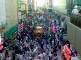 三鷹のお祭り